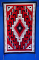 The aesthetics of a Navajo Rug or Blanket - Contemporary Example