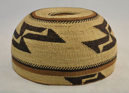 Northern California Tribe Hupa Hat Indian Basket