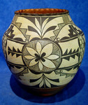 Acoma Antique American Indian Art Pueblo pottery repair cleaning page