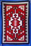 Navajo Weaving styles: Ganado and Klagatoh