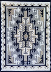 Navajo Rug Styles: Two Gray Hills and Crystal