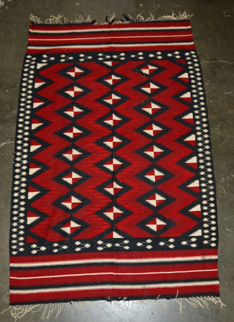 Old Mexico And New Mexican Blankets At Aaia Inc