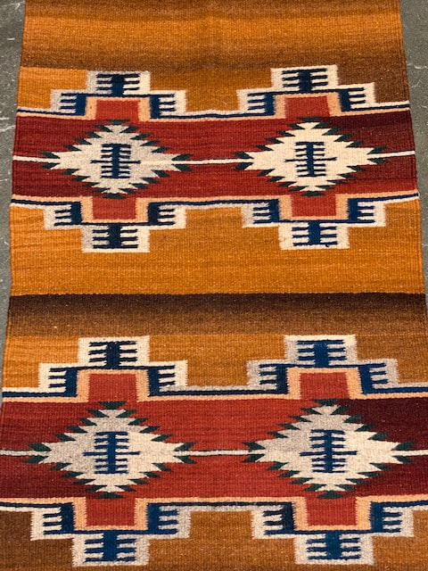 190515 03 Zapotec Wool Blanket